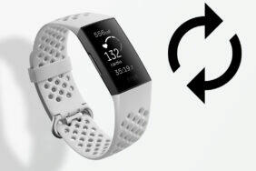 fitbit charge 4 aktualizace update