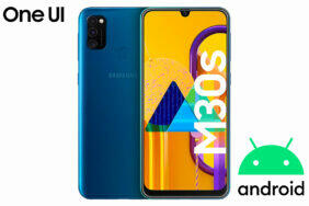 galaxy m30s one ui 3