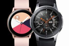 Galaxy Watch Watch Active nové funkce