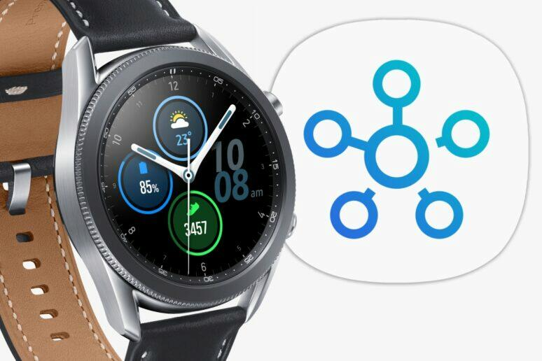 Galaxy Watch3 SmartThings Find