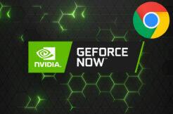 GeForce Now Google Chrome