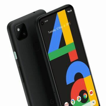 Google Pixel 4a dynamic