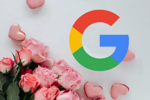 Google poradí dárky na Valentýna