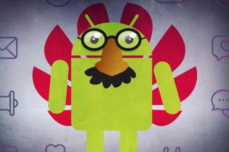 HarmonyOS kopie Android 10