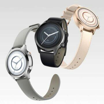 Hlavní tip Chytré hodinky TicWatch C2 Plus barvy