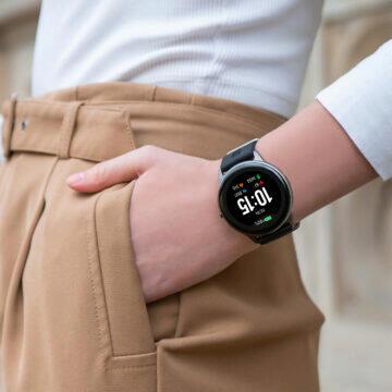 hodinky Niceboy X-fit Watch Pixel ciferník