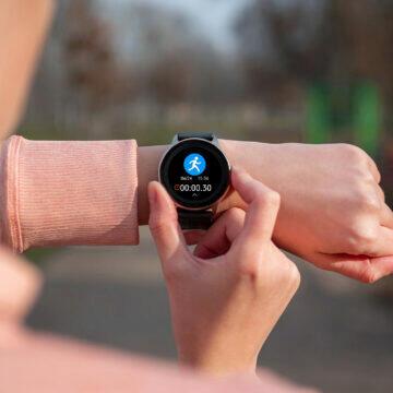 hodinky Niceboy X-fit Watch Pixel sport