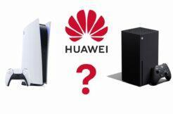 Huawei herní konzole