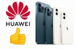 Huawei iPhone nejlepší telefon 5G