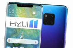 Huawei Mate 20 EMUI 11 aktualizace