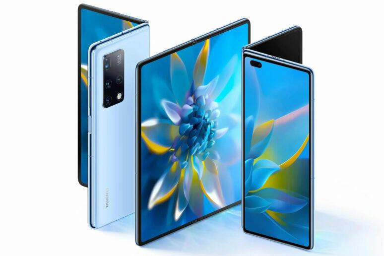 Huawei oficiálně představil Mate X2