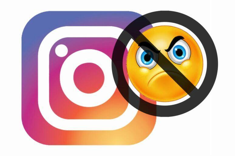 Instagram nahlašování nenávistných zpráv
