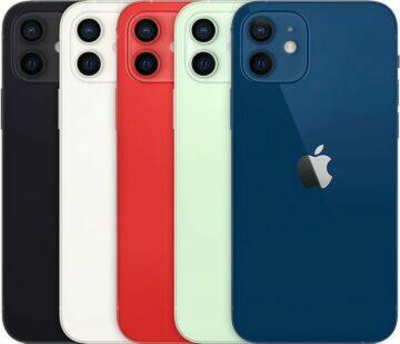 iphone 12 barvy