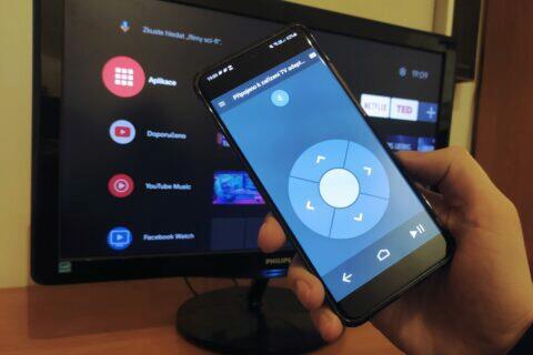 Jak ovládat Android TV telefonem