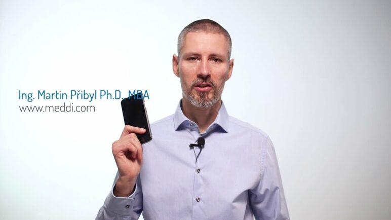 Jak používat MEDDI app?