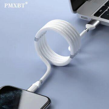 kabel s magnetickými úchyty