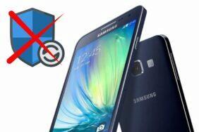 konec updatů Samsung J3 Pop A3 A5 A7