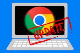 Kritická chyba v Google Chrome