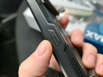 LAMAX S9 Dual design tlačítko
