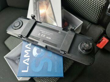 LAMAX S9 Dual design zadní strana