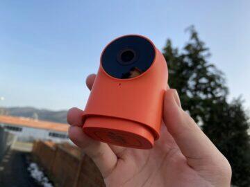 levná domácí kamera homekit