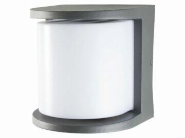 Lidl chytré nástěnné LED svítidlo půlkruhové