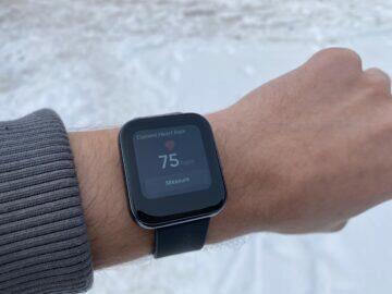 levné chytré hodinky realme