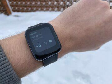 levné smartwatch