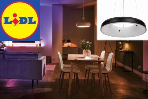 Lidl LIVARNOLUX Závěsné LED svítidlo 1
