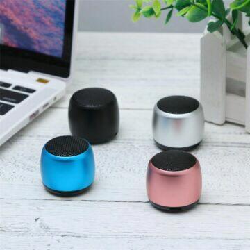 Sonoff chytrý 230V spínač Malý Bluetooth reproduktor barvy