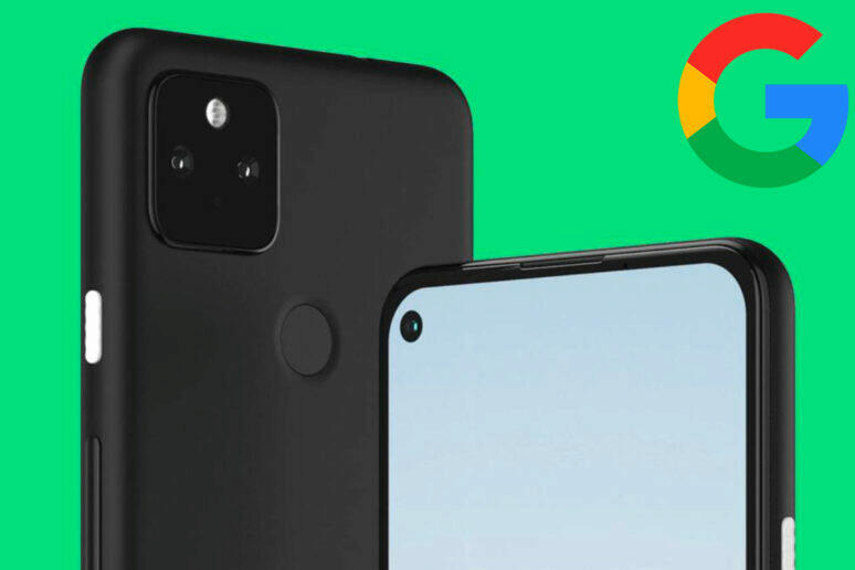 nadcházející mobil od googlu