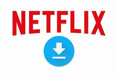 Netflix automatické stahování