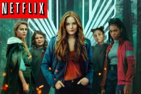 Netflix seriál Winx Saga Osud