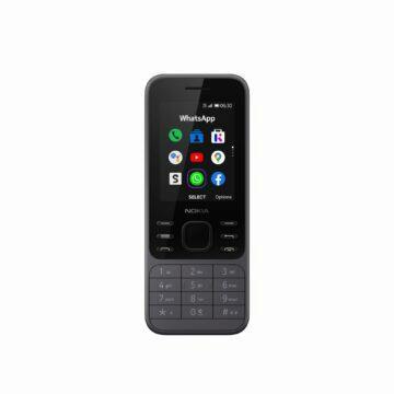 Nokia 6300 4G český trh čelo