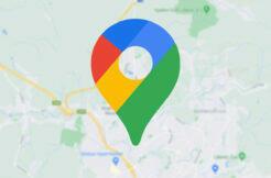 nové ui google mapy