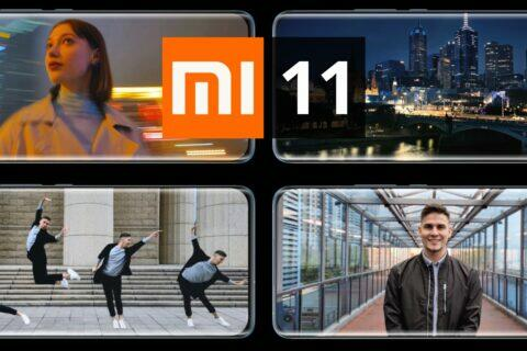 nové video funkce Xiaomi Mi 11