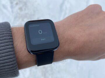 realme watch ciferníky