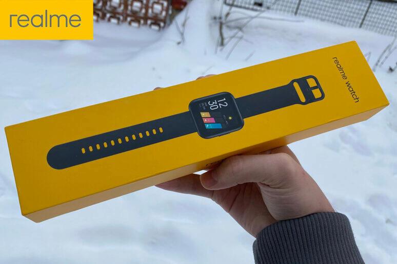 realme Watch recenze- zajímavé hodinky za 1 200 Kč