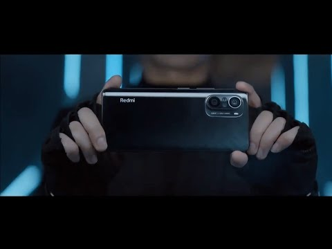 Redmi K40 Pro Official Trailer - 007 Style