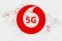rozšíření Vodafone 5G jaro 2021