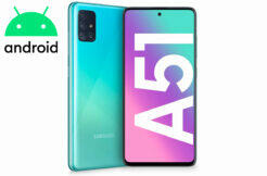 Samsung Galaxy A51 Android 11