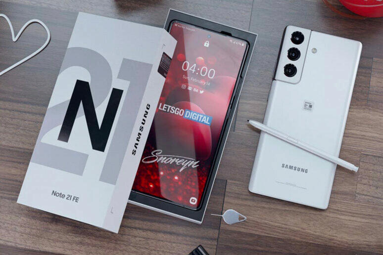 samsung nový telefon 2021