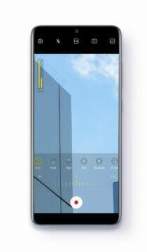 Samsung One UI 3.1 telefony