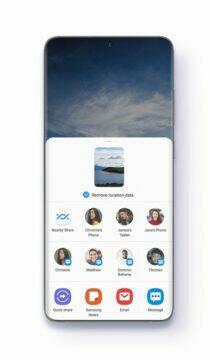 Samsung One UI 3.1 telefony galaxy s10