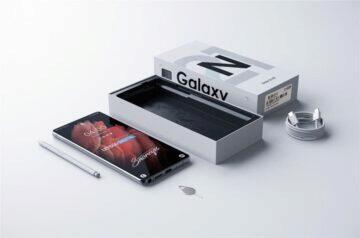 Samsung prý představí Galaxy Note 21 FE