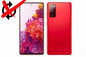 Samsung ruší aktualizaci Galaxy S20 FE