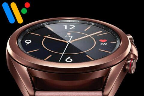samsung wear os hodinky
