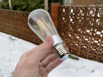 shelly malá chytrá žárovka