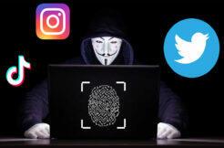 Sociální sítě vyhledávají prodejce ukradených účtů