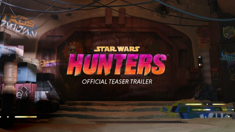 Star Wars: Hunters™ - Official Teaser Trailer